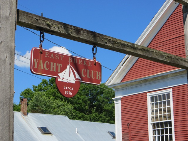 The History – The East Burke Yacht Club